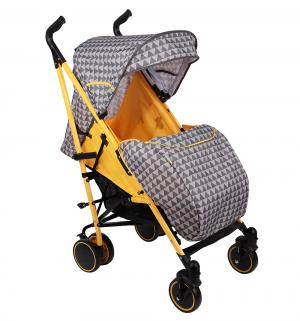 Коляска-трость  Handy, цвет: yellow/grey BabyHit