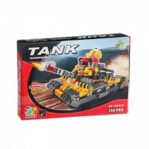 Конструктор  Toys Страйп Танк JH6916 (256 элементов) Dragon
