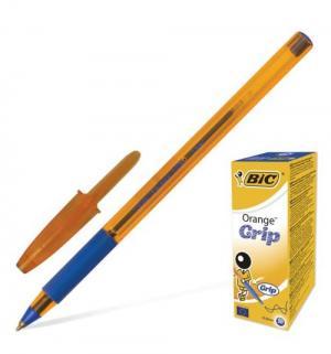 Ручка шариковая пластик  Orange Grip син Bic