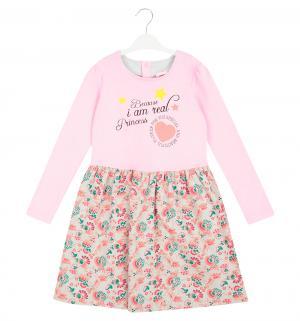 Платье , цвет: розовый Takro