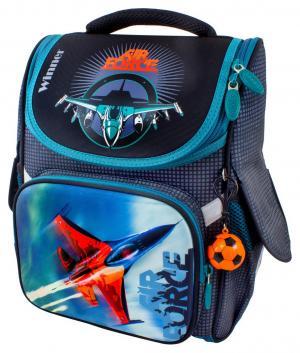 Рюкзак школьный  2012 + мешок для обуви 26х14х34 см Winner