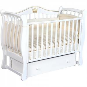 Детская кроватка  Bella 2 универсальный маятник Кедр
