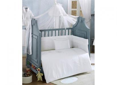 Балдахин для кроватки  Spring Saten Kidboo
