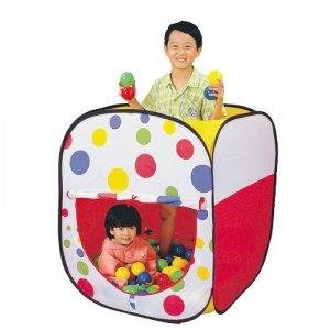 Дом-палатка + 100 шаров Квадрат Calida