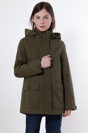 Куртка , цвет: хаки Finn Flare