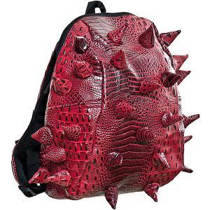 Рюкзак  Gator Half, 36х30х15 см MadPax. Цвет: красный