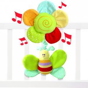 Развивающая игрушка  музыкальная Гусеница Little Bird Told Me