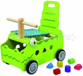 Каталка Im toy Крокодил 2 в 1 I'm