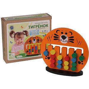 Логическая игра  Тигренок Краснокамская игрушка
