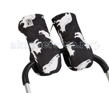 Муфты-варежки для коляски Bears Leokid