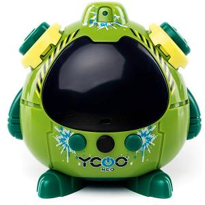Интерактивный робот  Yсoo Квизи, зелёный Silverlit