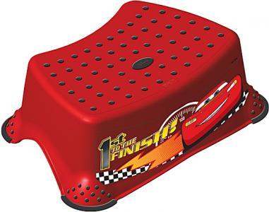 Подставка-табурет Keeeper Тачки, цвет: красный Okt
