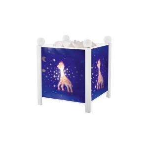 Светильник-ночник Sophie the giraffe© Trousselier, белый TROUSSELIER