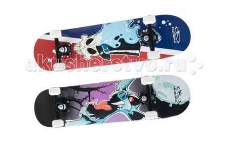 Скейтборд Skill ABEC 7 Hudora