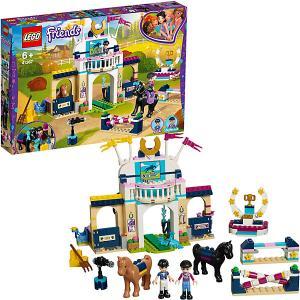 Конструктор  Friends 41367: Соревнования по конкуру LEGO