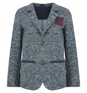 Пиджак , цвет: серый Bembi