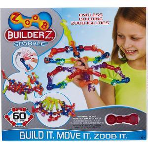 Конструктор ZOOB Builder-Z SPARKLE 60