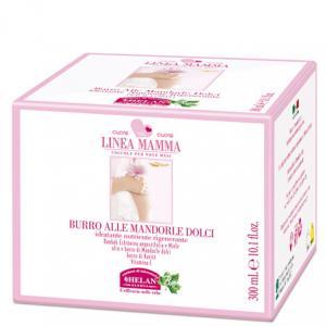 Твердое масло сладкого миндаля Linea Mamma для ухода за телом 300 мл Helan