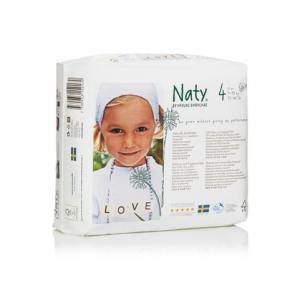 Подгузники  Фито (7-18 кг) 27 шт. Naty