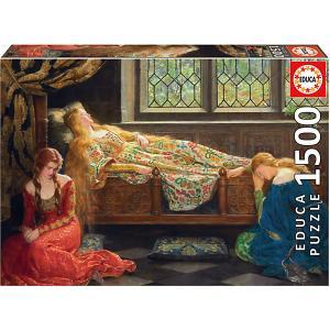 Пазл  Спящая красавица, 1000 элементов Educa