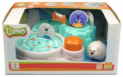Развивающая игрушка  Ледовая арена BaoBab