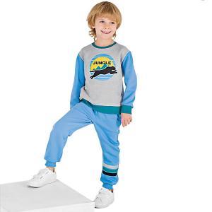 Спортивные брюки Bossa Nova. Цвет: голубой