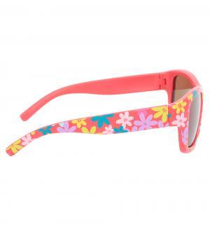 Солнцезащитные очки UV/AV , цвет:белый/розовый Caramella