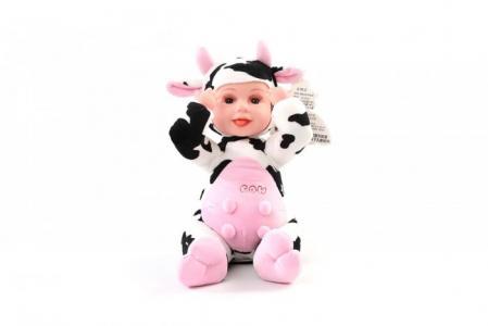 Кукла-Пупс Пикабу - коровка 28 см Lisa Jane