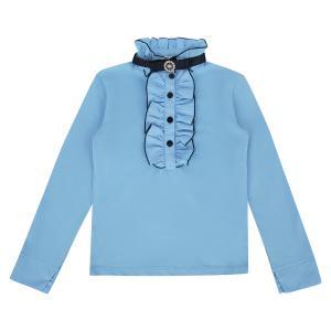 Блузка , цвет: голубой Белый Слон
