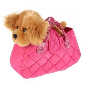 , Собака в сумочке, спаниель, 18см My Friends