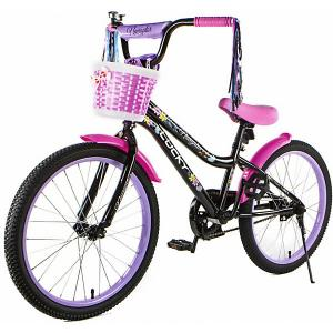 Велосипед  Lucky Navigator. Цвет: розовый