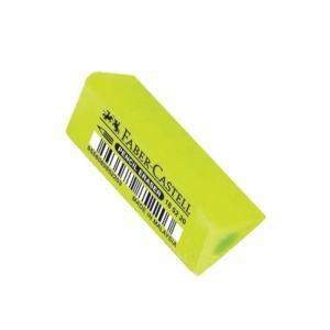 Ластик-манжетка  флуоресцентного цвета Faber-Castell