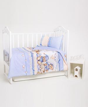 Постельное бельё кроватку Нежный сон Мой Ангелочек