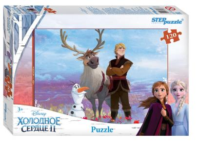 Пазл  Disney Холодное сердце-2 Step Puzzle