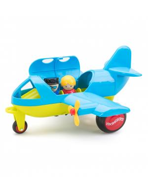 Модель самолета Fun Color 30 см Vikingtoys