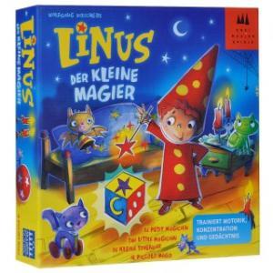 Настольная игра  развивающие Линус - Маленький Волшебник Schmidt