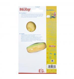Ниблер  полипропилен, цвет: зеленый Nuby