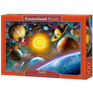 Пазл  Космос 500 деталей Castorland