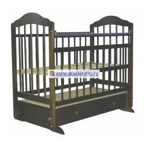 Детская кроватка  - 11 маятник поперечный Briciola