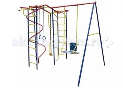 Детский спортивный комплекс Вираж дачный Пионер