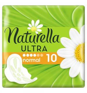 Прокладки  Ultra normal, 10 шт Naturella