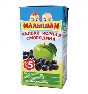 Нектар , яблоко-черная смородина 125 мл, 1 шт ФрутоНяня