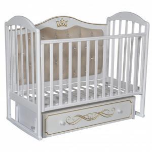 Детская кроватка  Emily 4 Кедр
