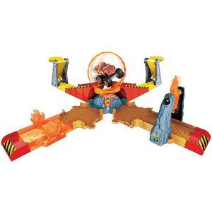 DGK85 Игровой набор Прыжок через пылающий вулкан Mattel Blaze
