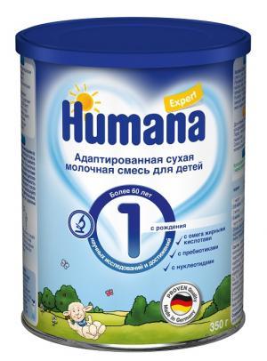 Молочная смесь  Expert 1 0-6 месяцев, 350 г Humana