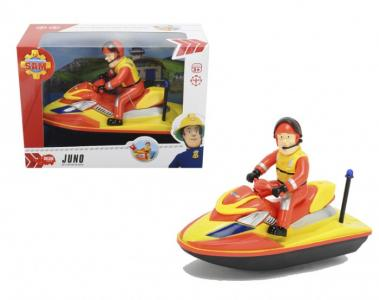 Пожарный Сэм Водный скутер Dickie