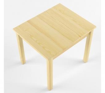 Детский деревянный стол не окрашенный Русские игрушки