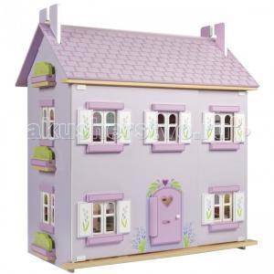 Кукольный домик Лавандовый LeToyVan