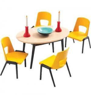 Набор мебели для кукол  Столовая Djeco
