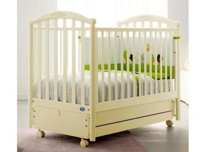 Детская кроватка  Giulia поперечный маятник Pali